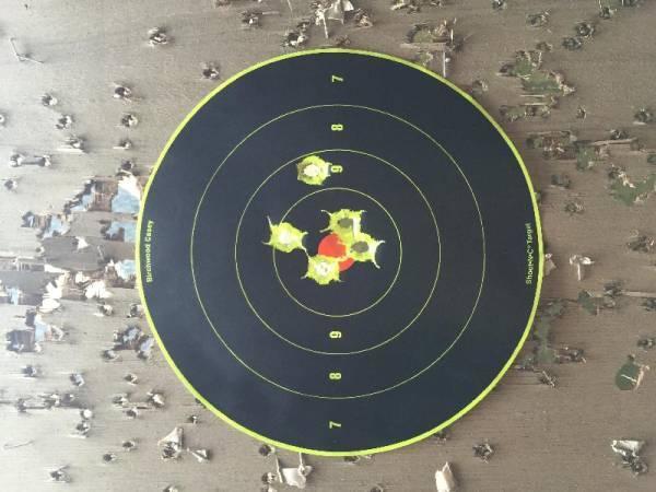 数量限定 セール価格 Shoot-N-C Pink Reactive Targets 8インチ 6枚セット 標的 的紙