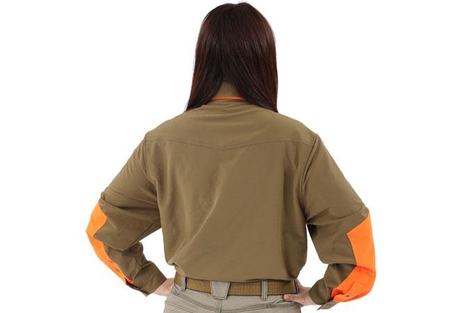 トップシューター オリジナル シューティングシャツ グリーン【クリックポスト】送料198円!追跡可