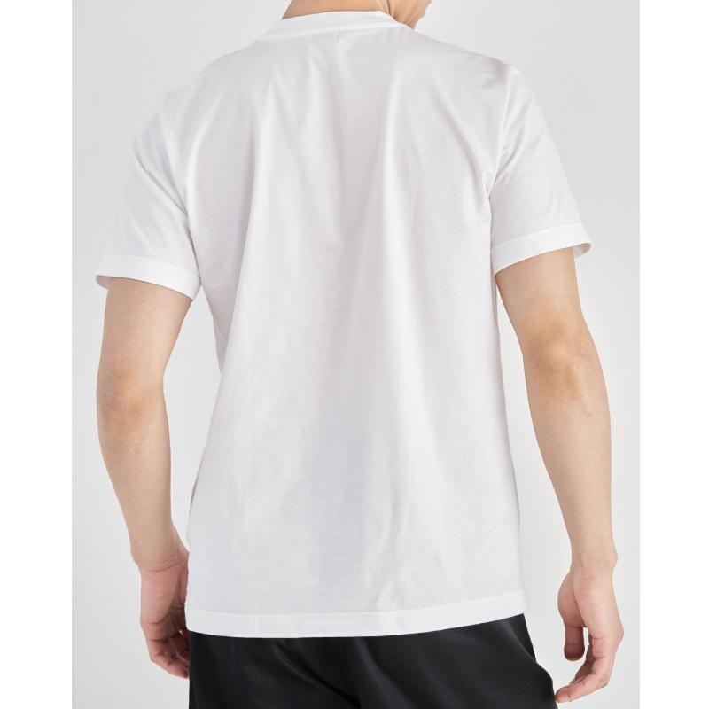 【抗菌・抗ウイルス】クレンゼ オーガニックコットン天竺 VネックTシャツ
