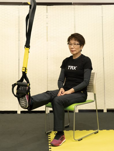 TRX 介護予防プログラム