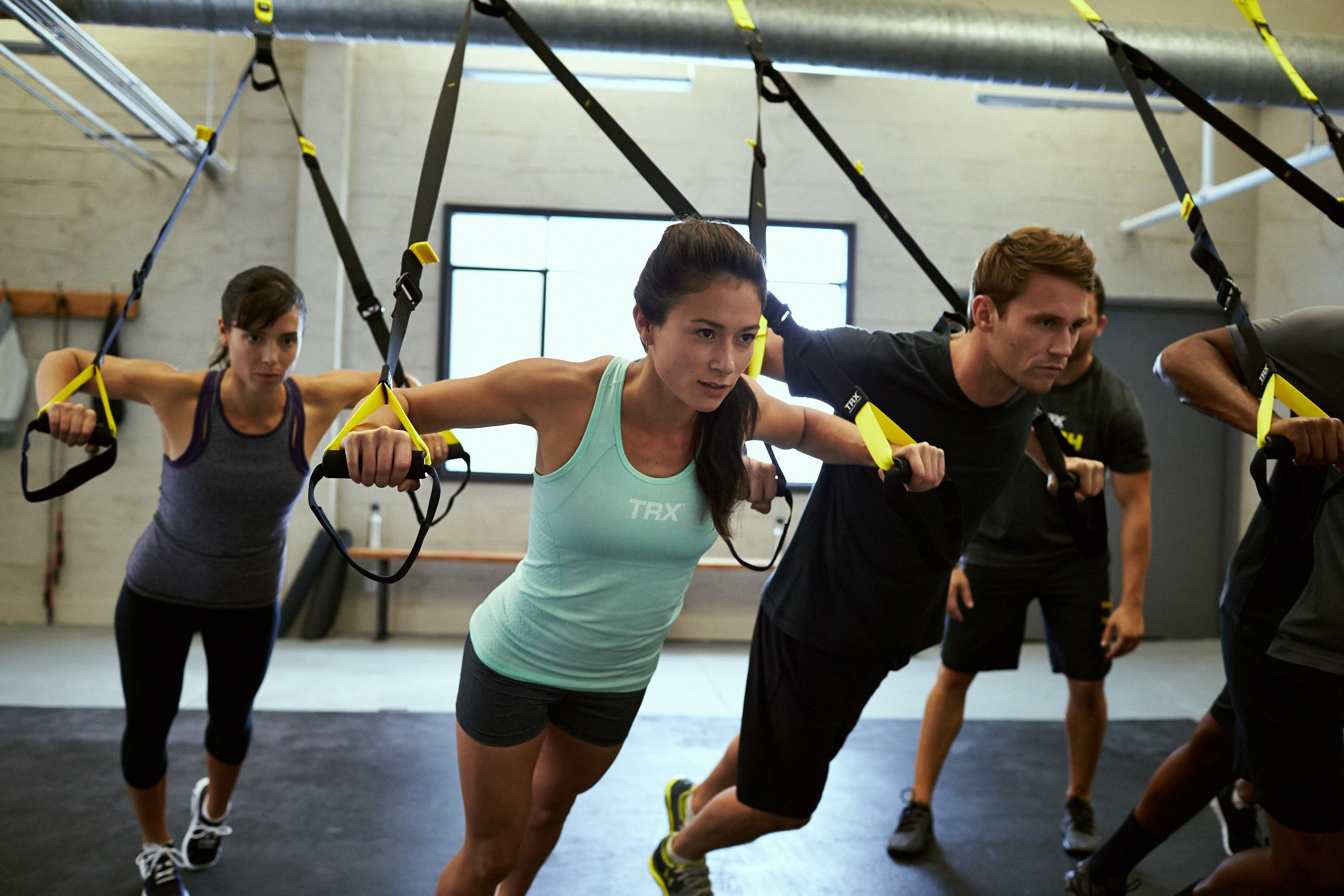TRXグループトレーニングコース