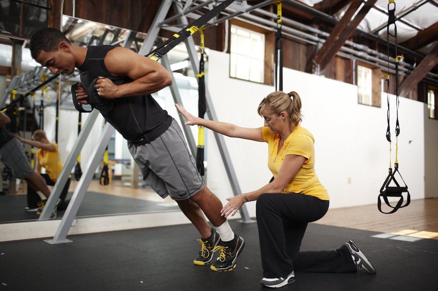 TRXスポーツ医学サスペンショントレーニングコース=オンライン配信=