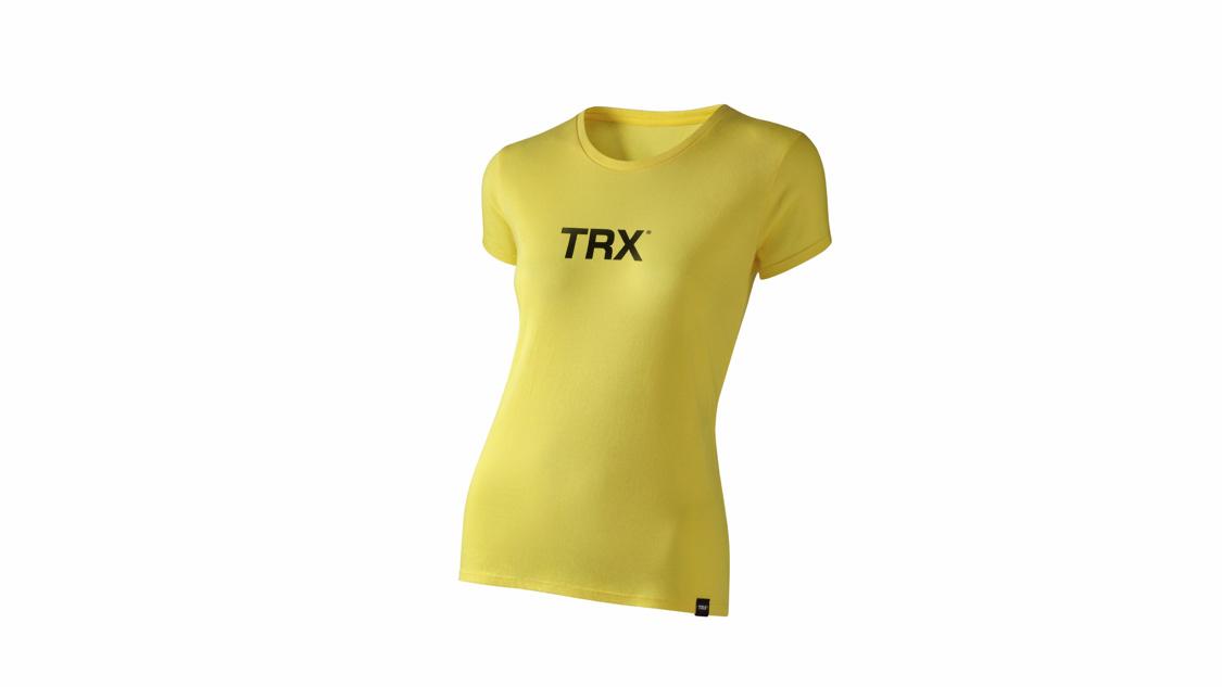 TRXロゴ Tシャツ ウィメンズ