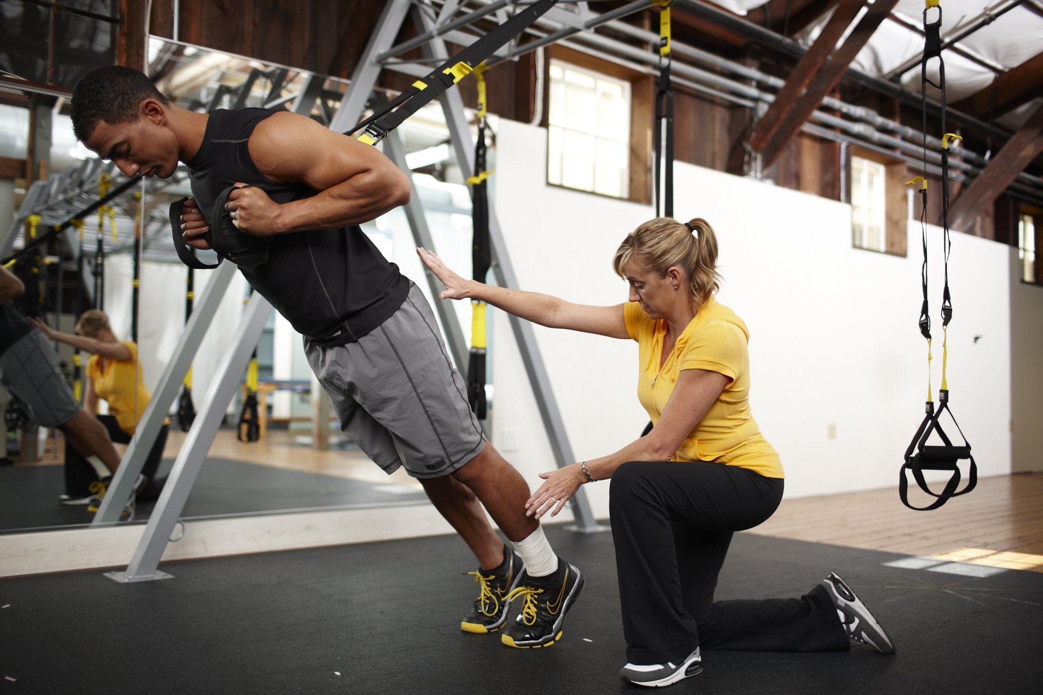 TRXスポーツ医学サスペンショントレーニングコース