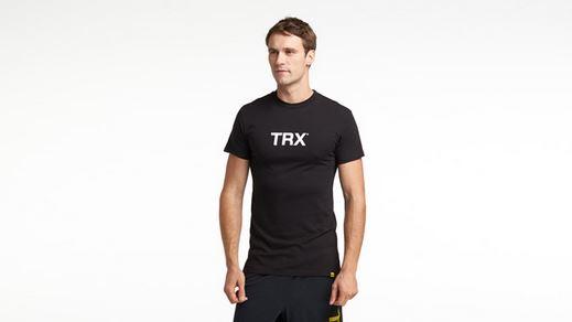 TRXロゴ Tシャツ メンズ