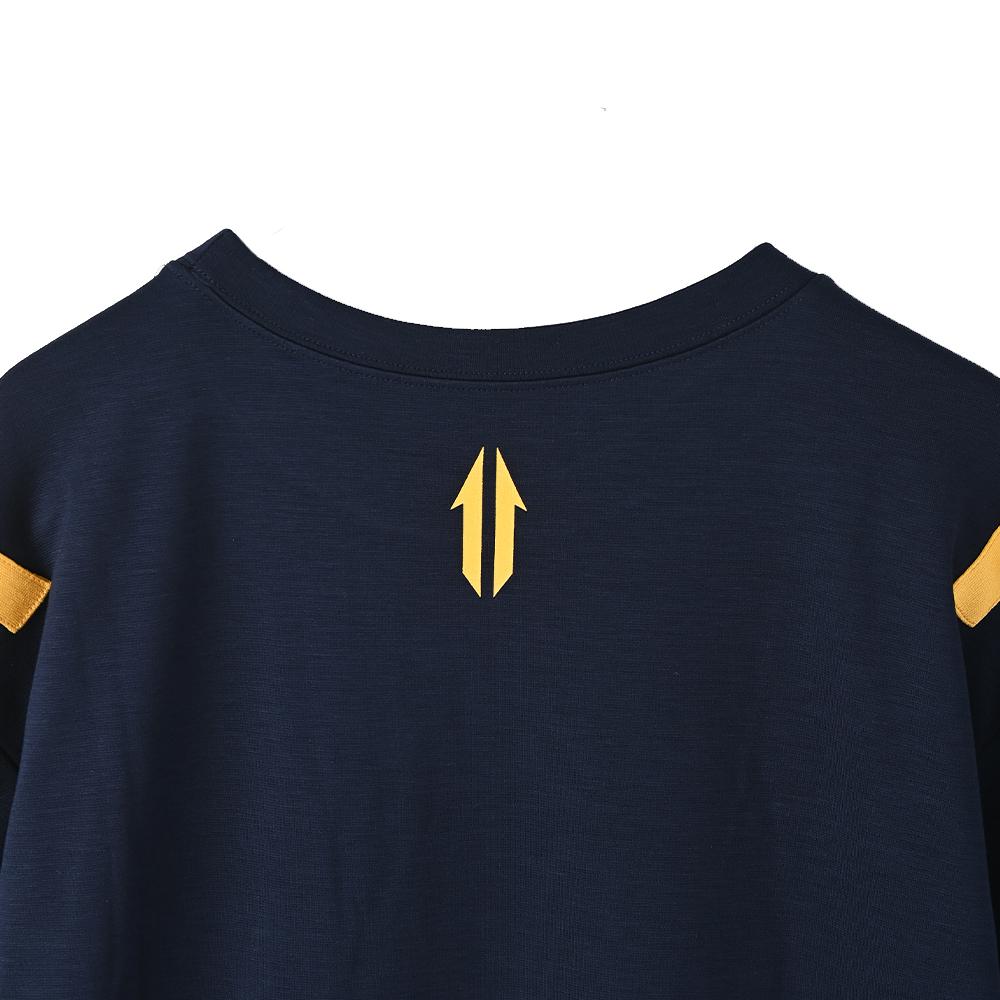 【UNITE】Shoulde Mark Logo Tee