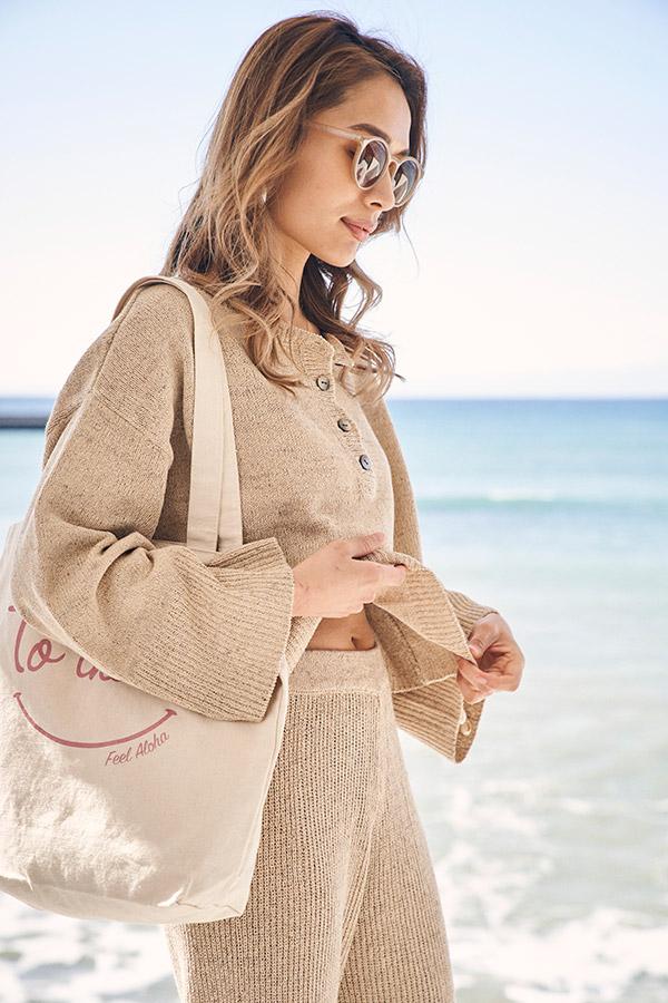 【2/19 NEW!】スプリングニットトップス To the sea