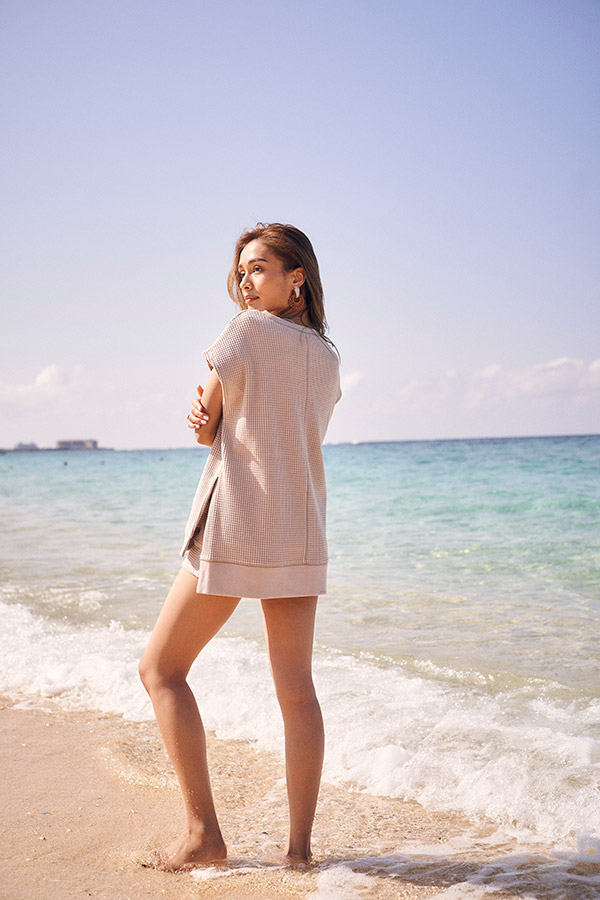 【4/2 NEW!】ワッフルドルマントップス To the sea