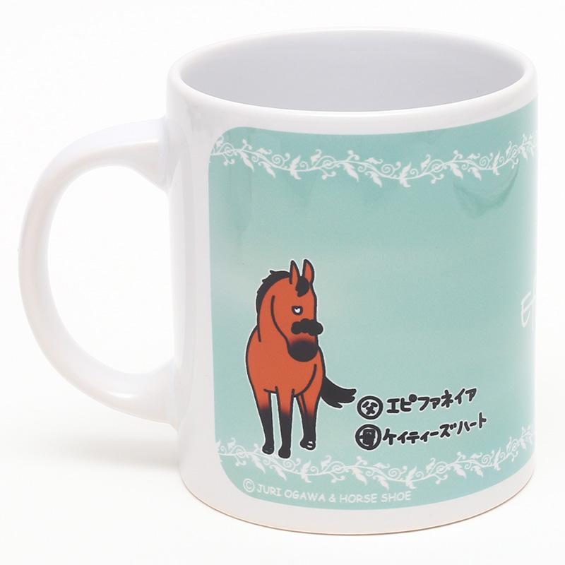 おがわじゅりマグカップ【エフフォーリア】