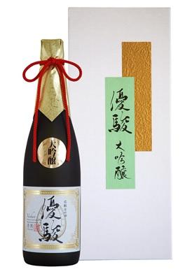 日本酒-【優駿/大吟醸】 720ml