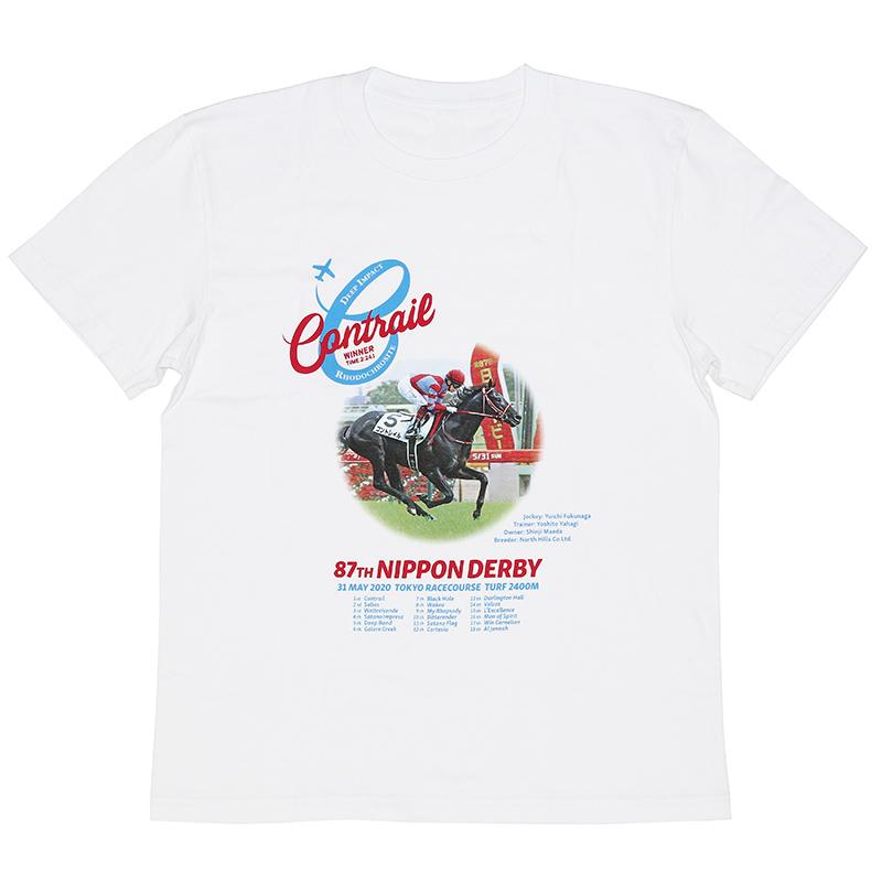 2020日本ダービーウイナーTシャツ【コントレイル】