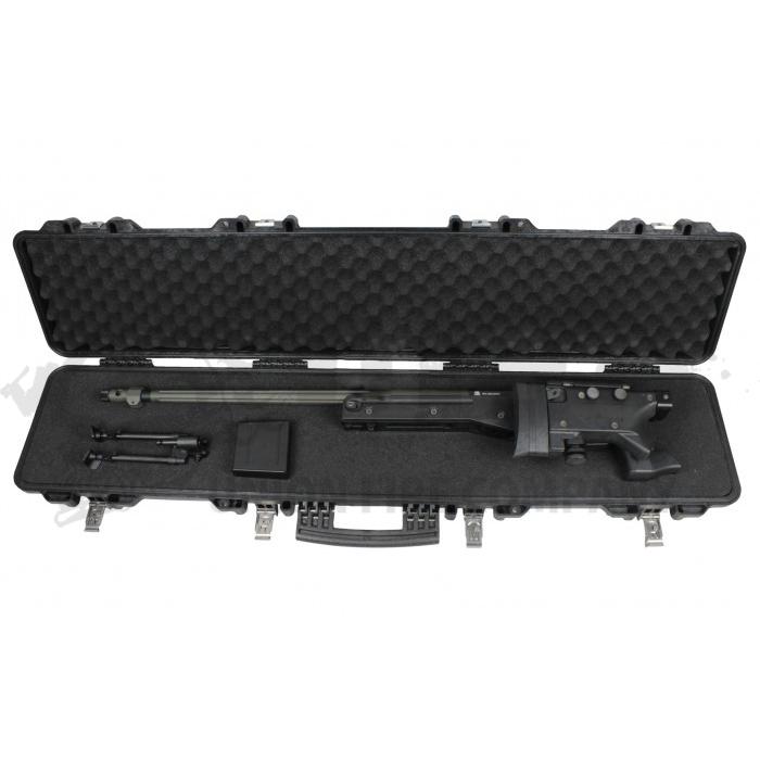 【歳末セール】PTハードガンケース Black(1252x294x129mm)