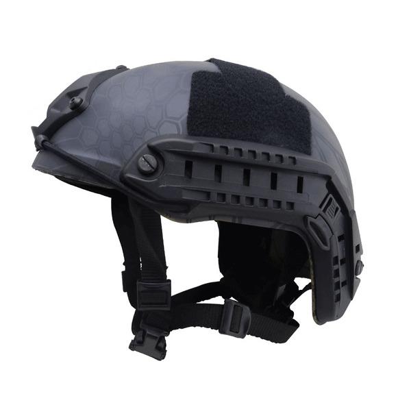 FASTタイプ ヘルメット 迷彩色シリーズ