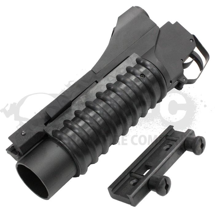 S&T M203 メタル グレネードランチャー Mini Black(無刻印)