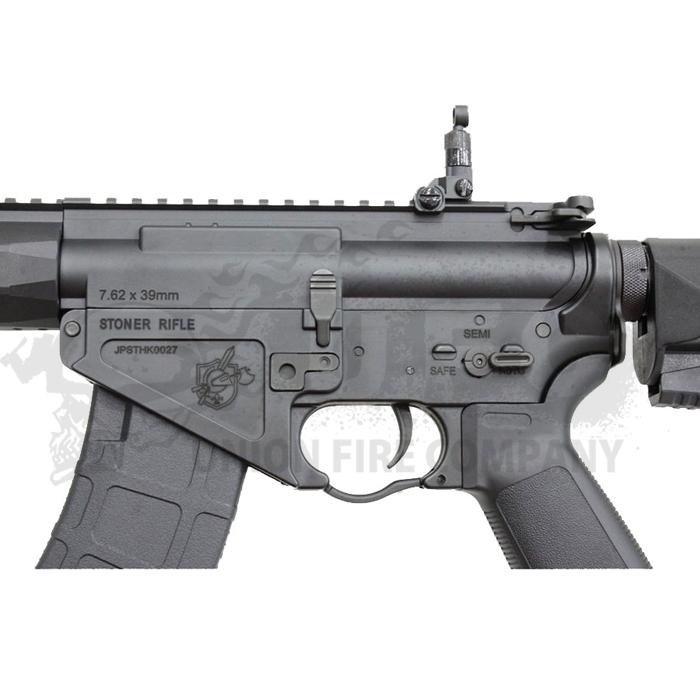 MATRIX/CYMA KAC SR-47 URX4 14.5inch KEYMOD フルメタル電動ガン Black