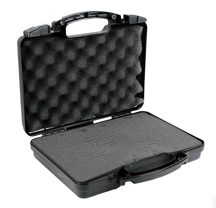 【限定特価】ハードハンドガンケース 31cm Black