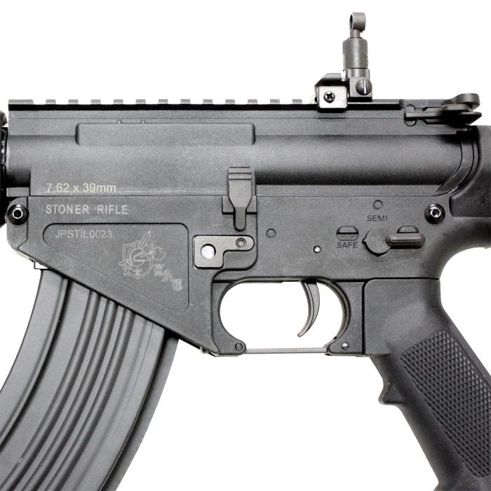 CYMA KAC SR-47 FF-SD FRPスポーツライン ETU電動ガン Black