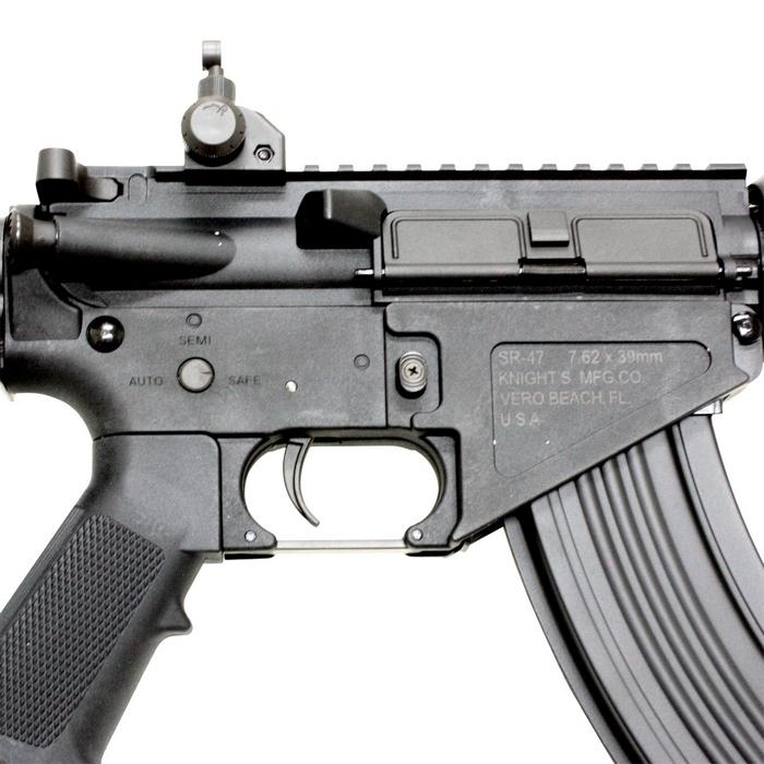 CYMA KAC SR-47 FF FRPスポーツライン ETU電動ガン Black