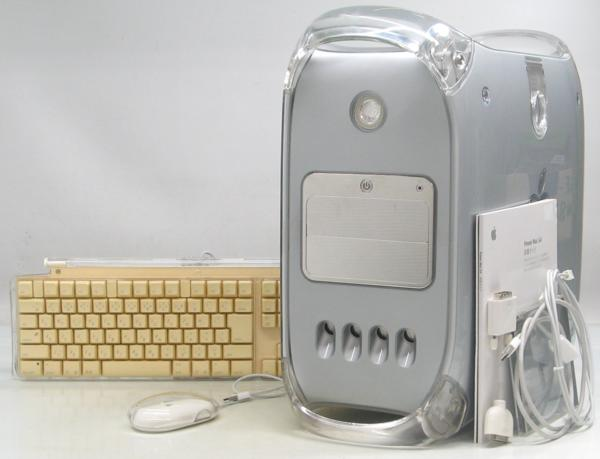 C-1960/Apple PowerMac G4 M9145J/A 【中古Macintosh】