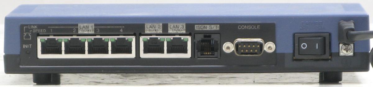 X-234/YAMAHA RTX1100■イーサアクセスVPNルーター