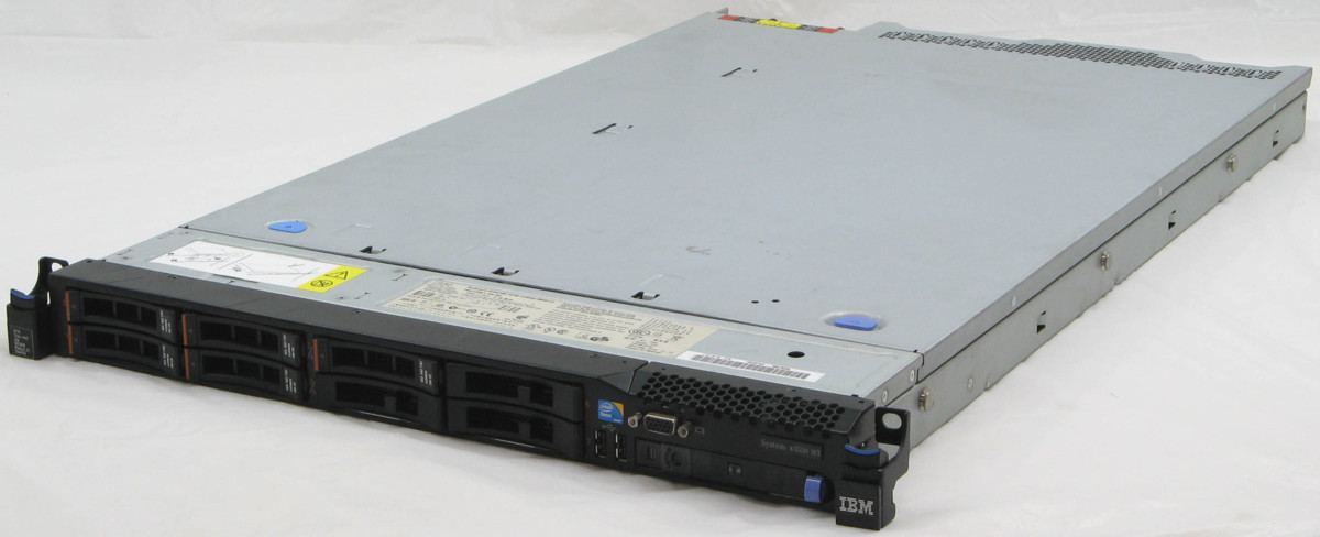 F-483/IBM System x3550 m3 7944-PAD