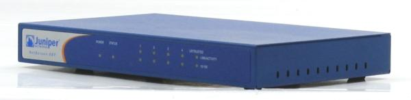 X-217/Juniper Net Screen-5GT Ethernet■ファイアウォール/IPsec-VPN