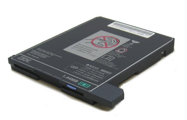 H-09/IBM ThinkPad ウルトラベイ2000用 3.5FDD■08K9606
