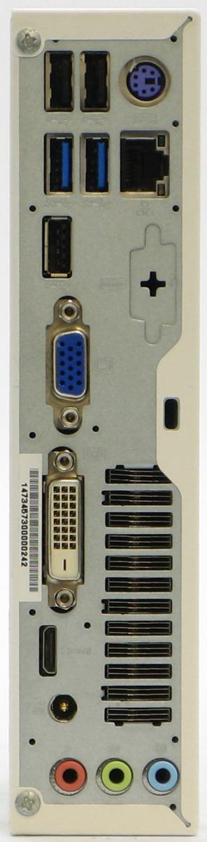 B5-5796/EPSON Endeavor ST170E  Corei5 メモリ 4GB HDD 250GB 23インチ 液晶セット Windows 10 中古デスクトップ