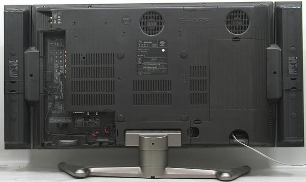 QT-37/SHARP AQUOS LC-32GD4 ■地上デジタル32インチ液晶テレビ■#1