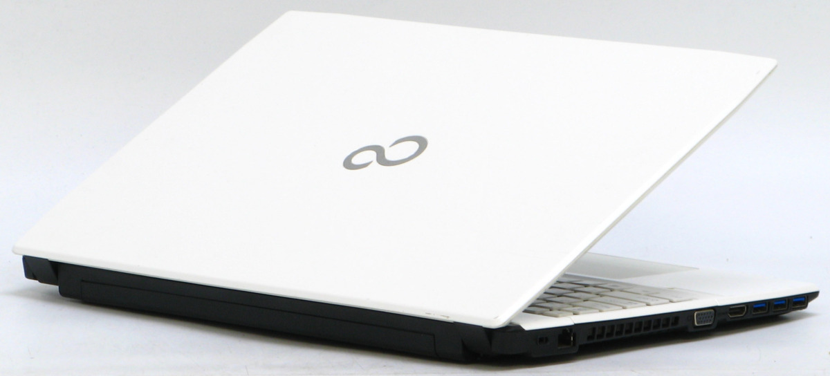 A2-9141/富士通 Lifebook AH53/M FMVA53MW Corei7 メモリ 8GB HDD 750GB Windows 10 中古 ノートパソコン #10