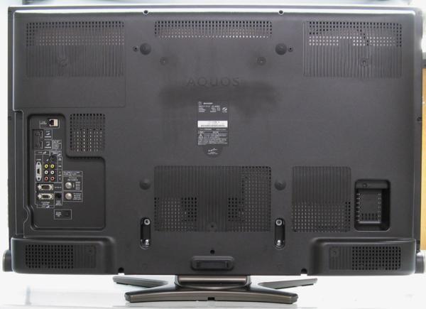 QT-48/SHARP AQUOS LC-40SE1-B■40インチ地上デジタル液晶テレビ 【中古 液晶テレビ】