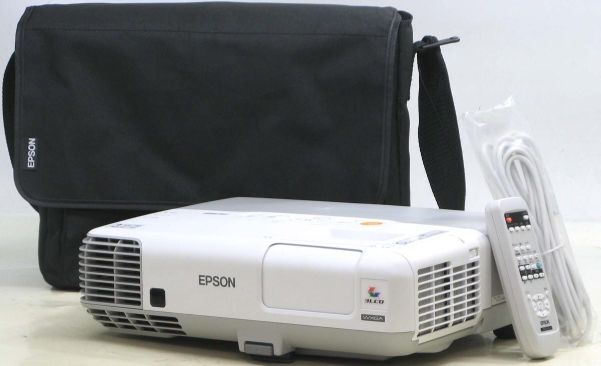 P-138/EPSON EB-910W■UXGAプロジェクター/3200ルーメン#10