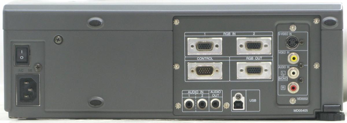 P-128/日立 CP-X960J■プロジェクター/1900ルーメン#1