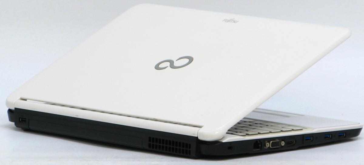 A2-9142/富士通 Lifebook AH53/K FMVA53KWP2  Corei7 メモリ 4GB HDD 750GB Windows 10 中古 ノートパソコン #1