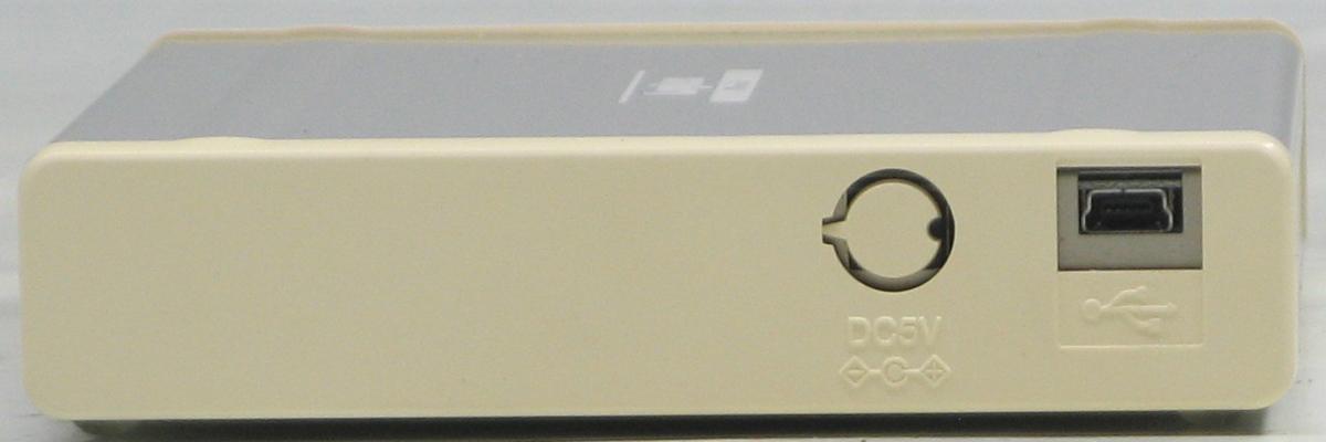 H-76/Logitec LMO-PBA640U2■ポータブル外付け型MOドライブ/640MB