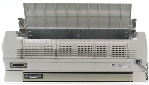 L-232/NEC MultiImpact PR-D201MX2■中古ドットプリンター(水平プリンター)