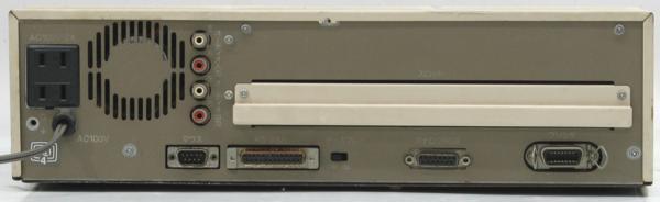 I-19/NEC PC-8801FA■UPD70008-4MHz/UPD780C-1-8MHz/128KB