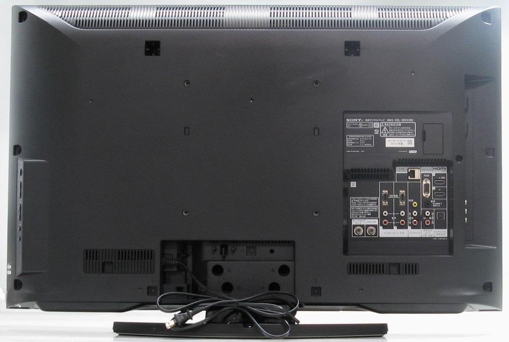 QT-49/SONY BRAVIA KDL-32EX300 ■32型地上デジタル液晶テレビ【中古 液晶テレビ】