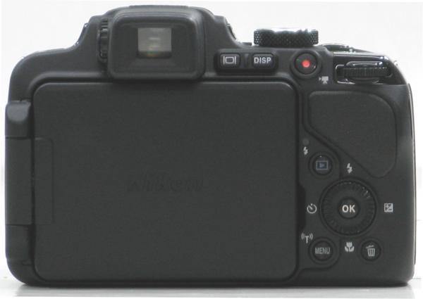QC-2/Nikon CoolPix P600BKJP■1676万画素/デジタル一眼レフカメラ 【デジタルカメラ】