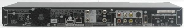 QB-8/SONY BDZ-AT950W■HDD1TB/ブルーレイディスク・DVDレコーダー