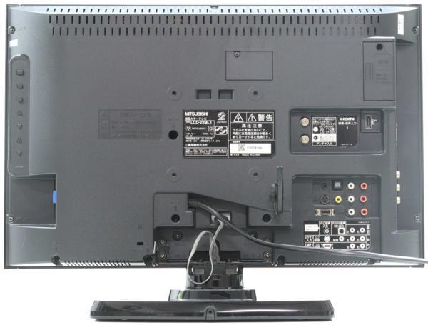 QT-58/三菱 LCD-22ML1 ■地上デジタル22インチハイビジョンテレビ 【中古 液晶テレビ】