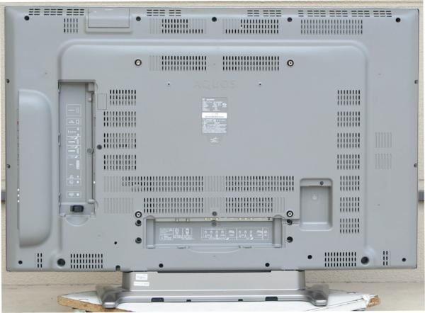 QT-63/SHARP AQUOS LC-46GX3W ■地上デジタル46インチ液晶テレビ
