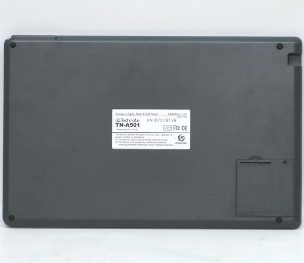 X-154/Technote TN-A501■デジタルノートパッド/テクノート/新品