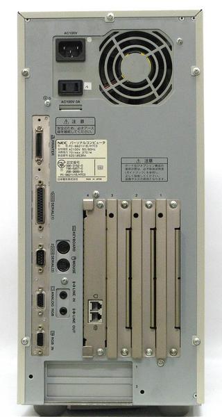 I-16/NEC PC-9821V16/M7C3■Pen-166M/32M/2.1GB/動作確認済