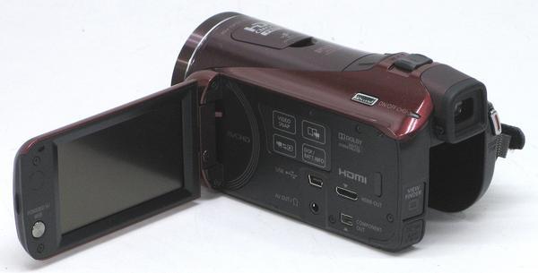 QV-2/Canon iVIS HF M41■デジタルHDビデオカメラレコーダー