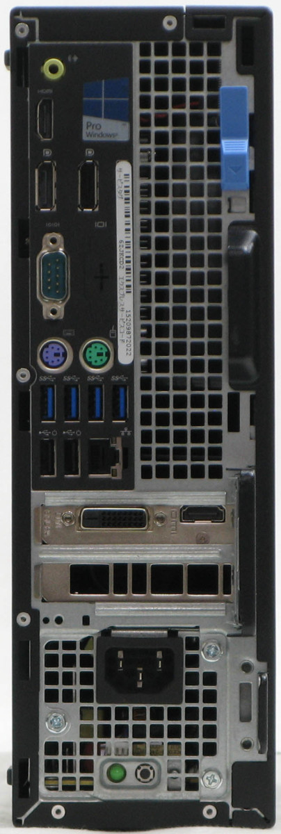 B5-5260/DELL Optiplex 5040-6700SF Corei7 メモリ 8GB 新品SSD 512GB 新品GeForce GTX1650 Windows 10 中古 ゲーミングPC