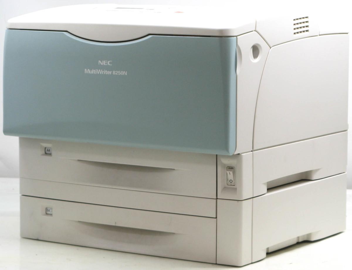 L-335/NEC MultiWriter PR-L8250N■A3モノクロレーザープリンター#10