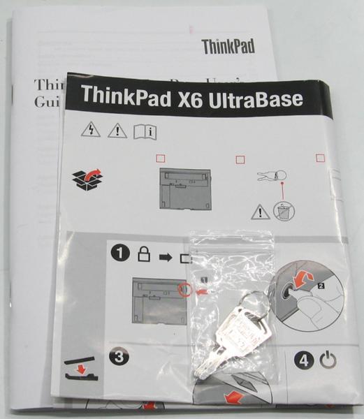 X-209/Lenovo ThinkPadウルトラベース X6 DVDマルチ