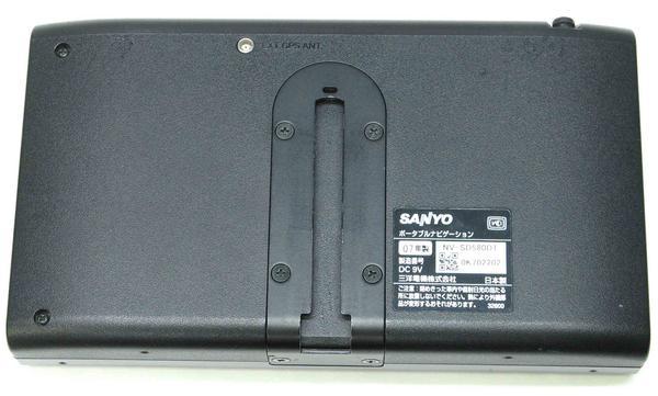 N-1/SANYO GORILLA NV-SD580DT 【カーナビ】【中古】