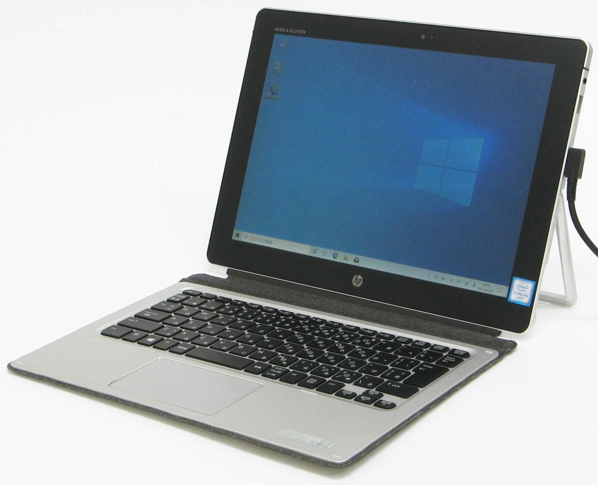 A2-8892/HP Elite x2 1012 G1 Core m3-6Y30 メモリ 4GB SSD 128GB  Windows 10 中古 タブレット